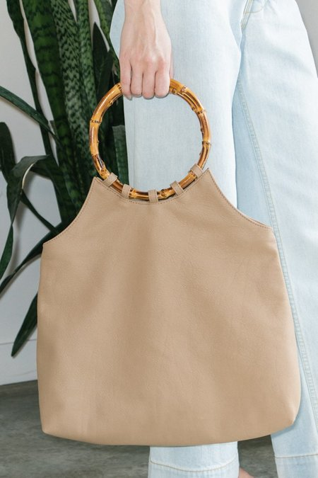 Clyde Paradis Bag - Taupe