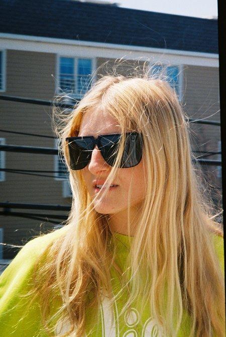 Off Season Modernist Sport Sunglasses - Black
