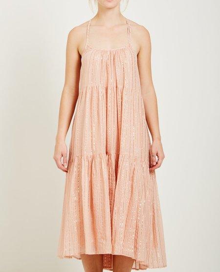 Ulla Johnson Samara Dress in Blush