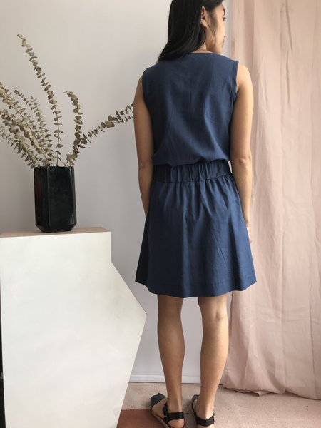 Martin Dhust Jackie Dress - Bleu