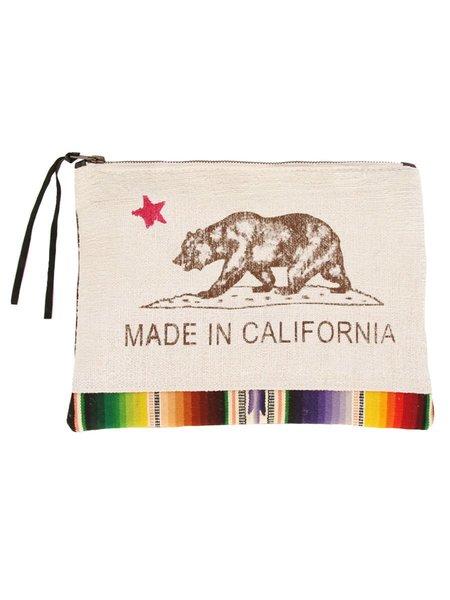 Totem Salvaged California Clutch - Multi