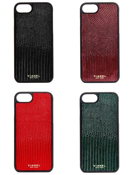 VIANEL iPhone 7 and 8 Lizard Case