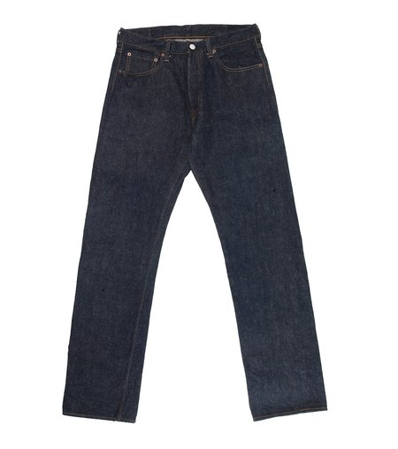 WAREHOUSE DENIM LOT 800 STRAIGHT LEG - ONE WASH