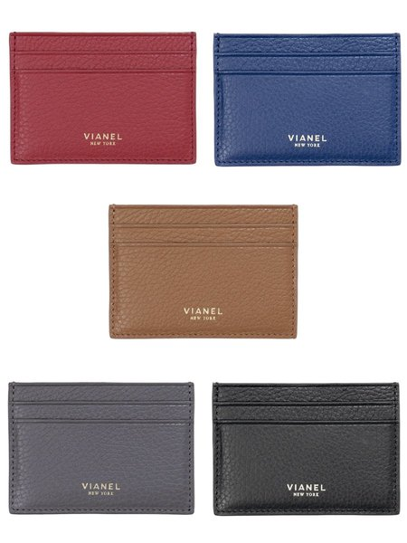 VIANEL V3 Leather Card Holder