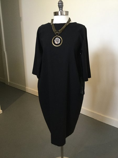 Nuovo Borgo Dress - Black