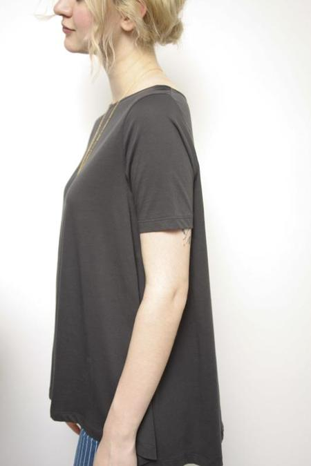 Demy Lee Sonora Top - Charcoal