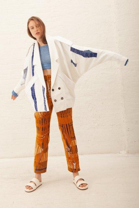 Luna Del Pinal Jacket - White