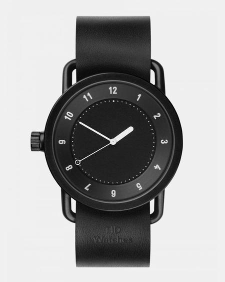TID Watches TID No.1 Leather Wristband
