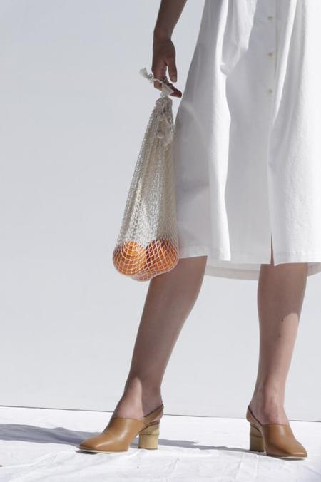 Shaina Mote Cebu Bag - White