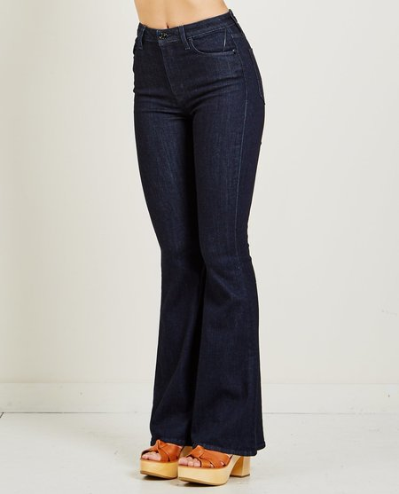 Hudson HOLLY HIGH RISE FLARE JEAN - INFUSE