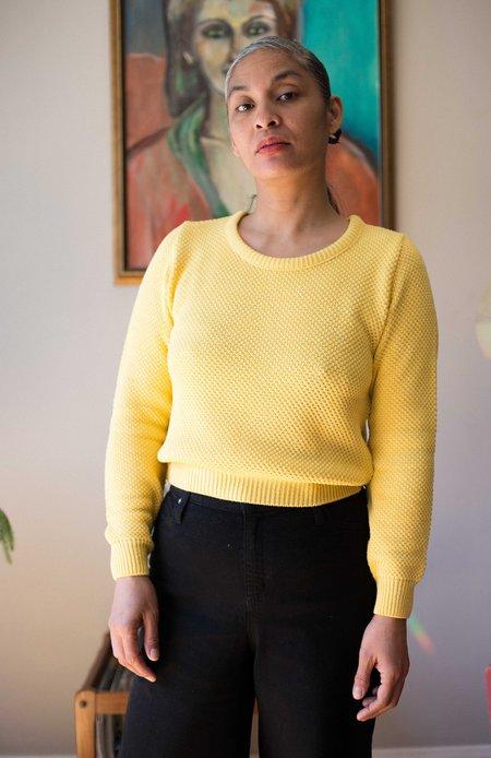 Betina Lou Pauline Sweater - Yellow
