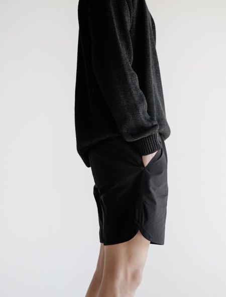 Cristaseya Cotton Shorts - Black