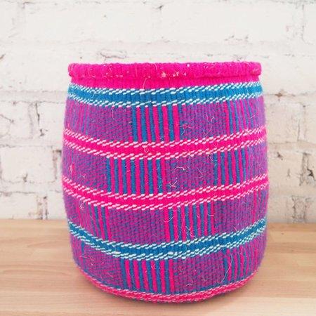 Amsha Medium #7 Yarn Kiondo Basket #7
