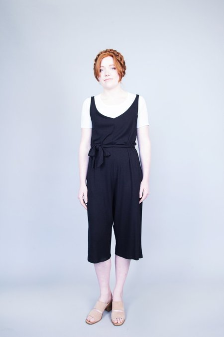Eve Gravel Timber Jumpsuit