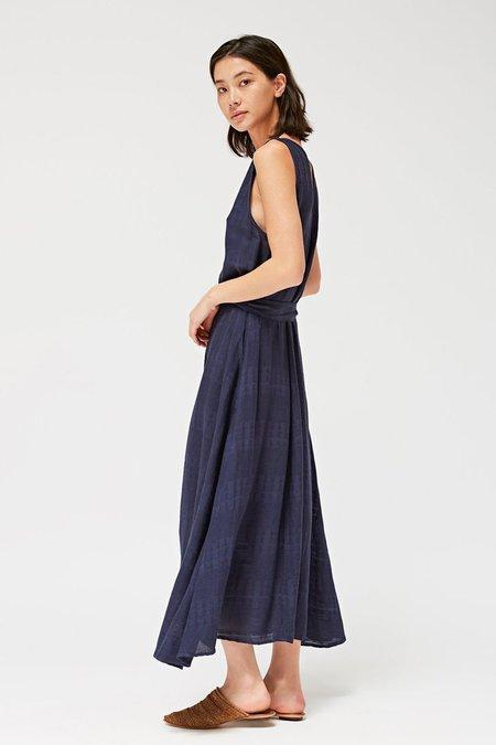 LACAUSA Frances Dress - Velvet