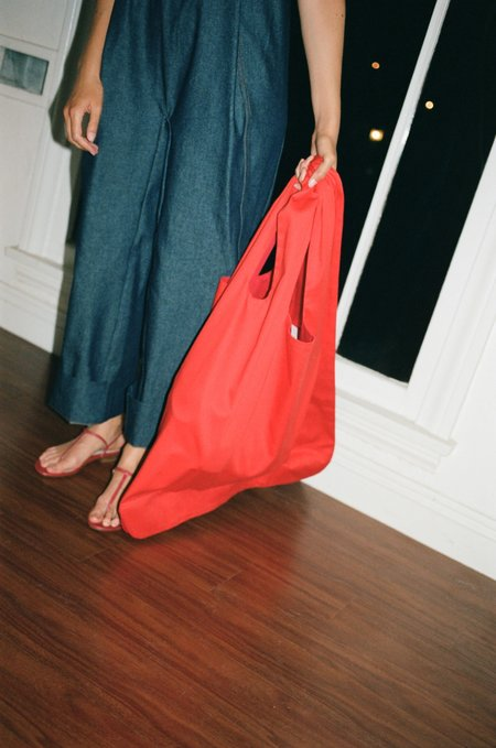 Toit Volant Biarritz Tote Bag - Red