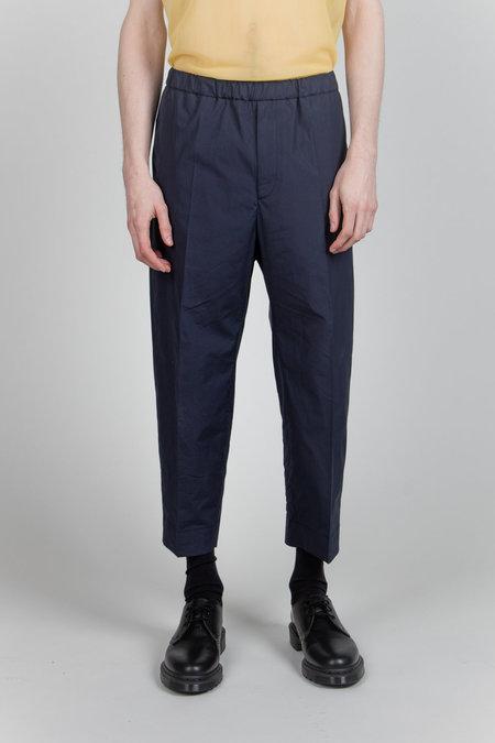 Jil Sander Priamo trousers - Navy