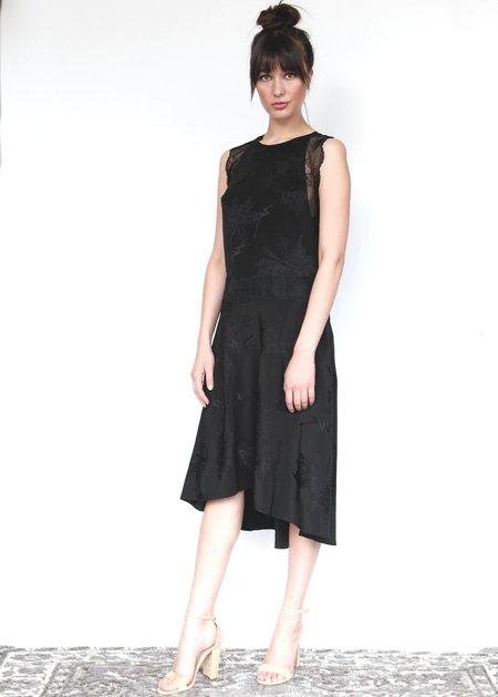 Zadig & Voltaire Roberto Jac Dress - Noir