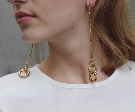 Laura Lombardi Alta Earrings