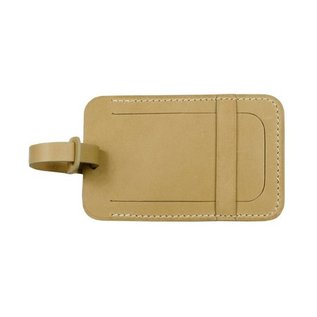 Unisex Laperruque Luggage Tag - Jepard Sable