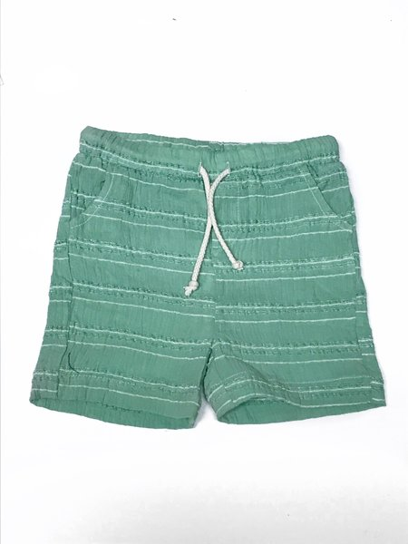 Kids Telegraph Ave Classic Shorts - Paradise Green