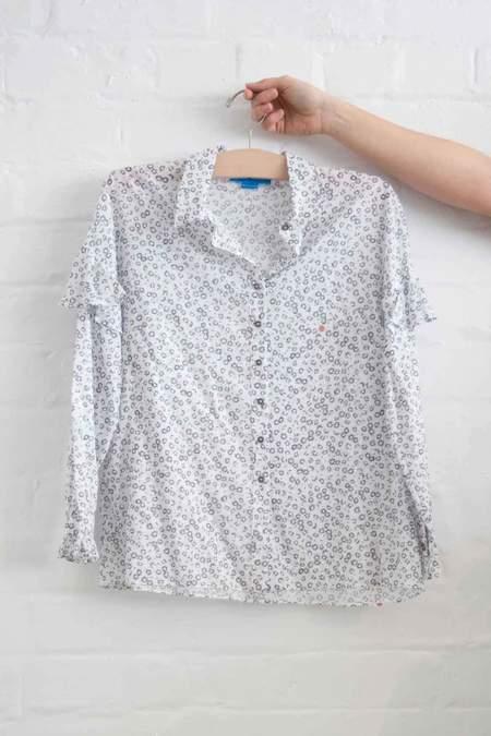 M.i.H. Jeans Baylis Shirt - Doorway Print