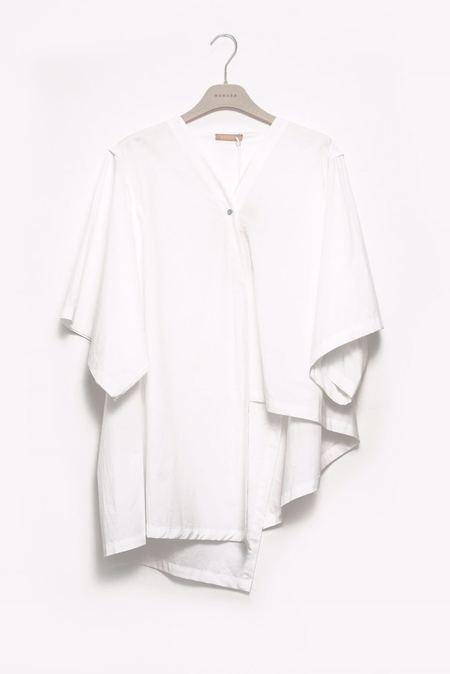 Nehera Simple Shirt - White