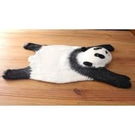 Kids Shop Merci Milo Panda Rug