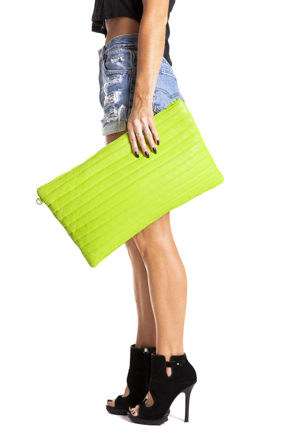 MARY RICH East Side Clutch
