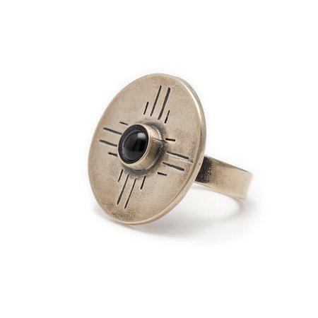 Catori Life Zia Ring - Onyx