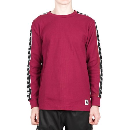 Kappa Kontroll Waffle T-Shirt - Red