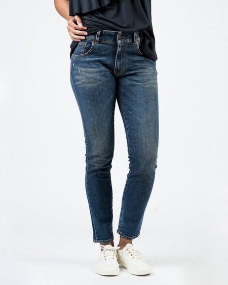 6397 Mini Skinny Jean - Relic Blue