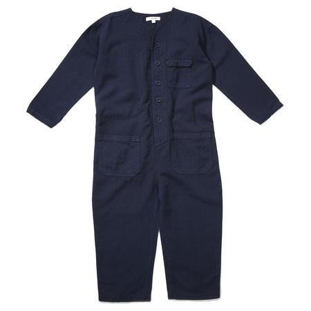 Kids Caramel Soko Jumpsuit - Dark Denim