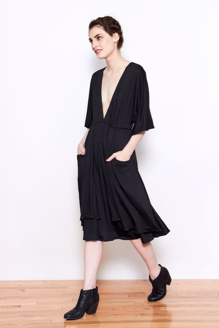 Maria Stanley Chia Dress - Noir