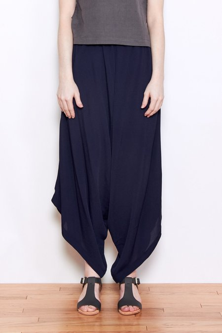 Rujuta Sheth Harem Pant - Midnight