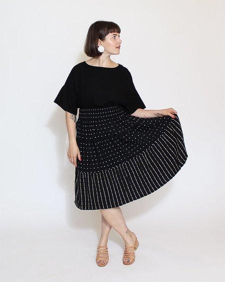 Ace & Jig Clara Skirt - Black