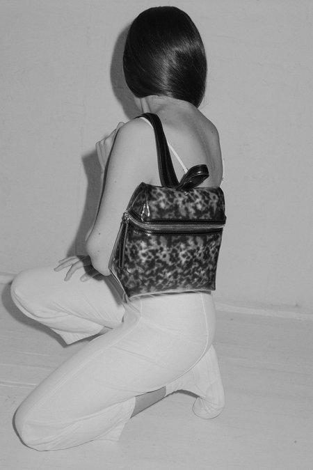 KARA Small Backpack - Tortoise