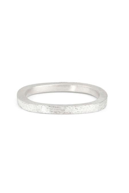 Enji Oda Ring - Silver