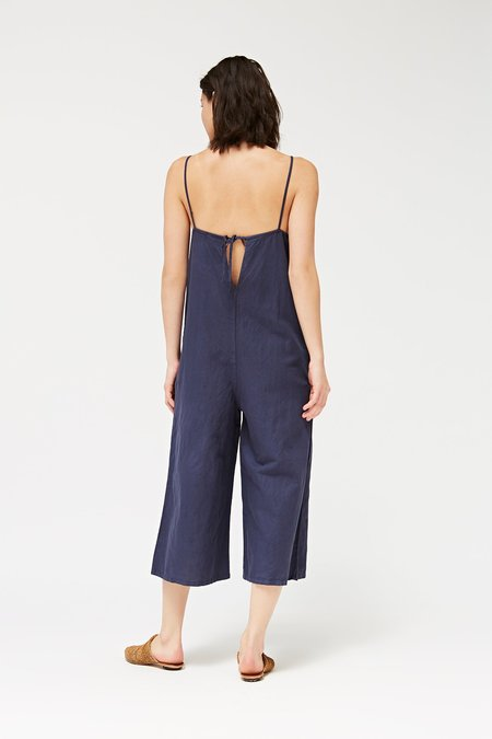 LACAUSA COYOTE JUMPSUIT - VELVET