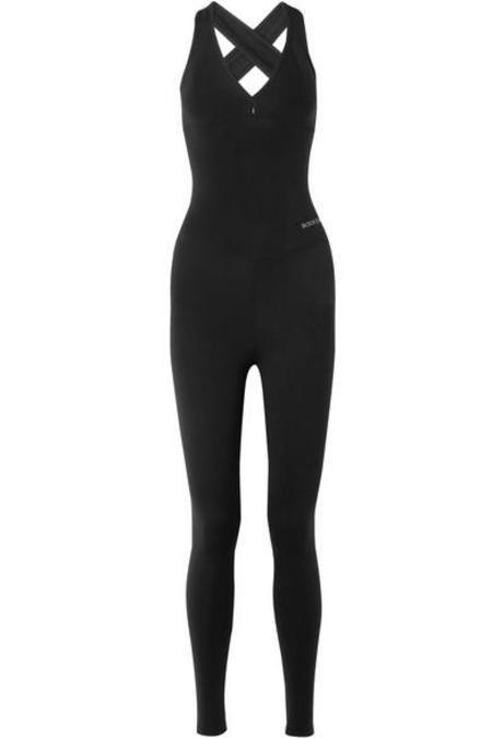 BODYISM Nicole stretch-jersey bodysuit