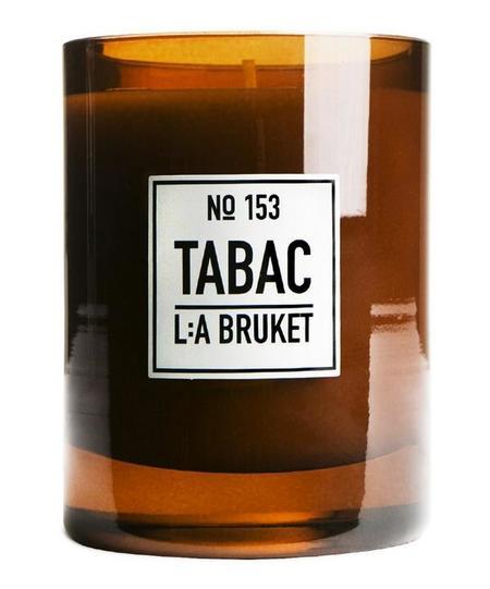 L:A BRUKET Tabac Candle