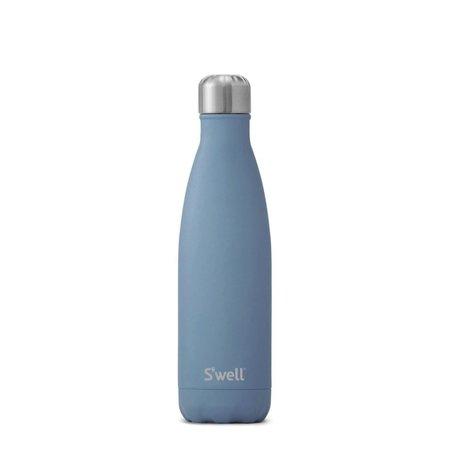 S'WELL 17 oz Water Bottle - Blue Flourite
