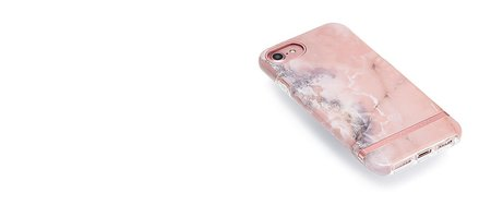 Richmond & Finch iPhone Case - Pink Marble