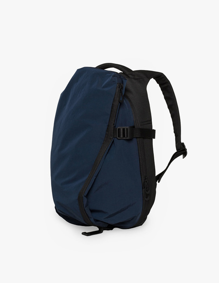 Unisex Côte & Ciel Isar Small Rucksack - Midnight Blue Memory Tech