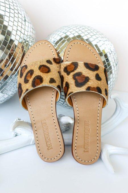 Mystique BERN Sandals - Leopard