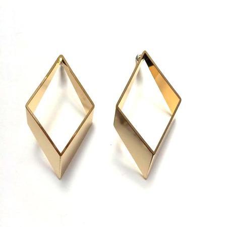 Haartstick Classic Rhombus Earrings