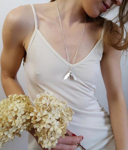 Invidiosa Jewelry Drone Bee Necklace