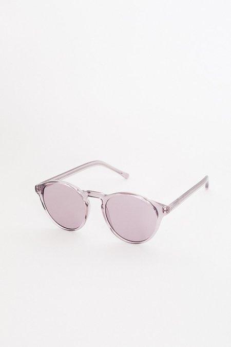 Unisex Komono Devon Sunglasses - Lavender