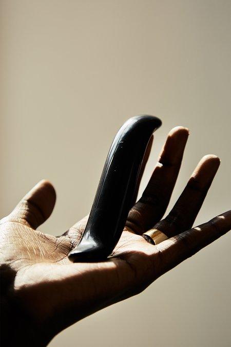 The Great Eros Obsidian Massage Stone