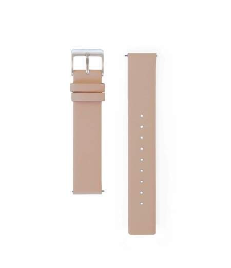 Unisex Tinker Watches Standard Strap - Nude